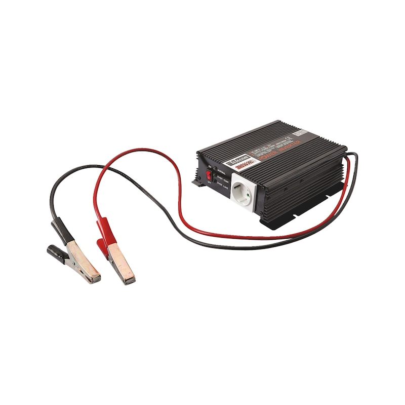 Convertisseurs de tension 12-24V  /  220V - 2