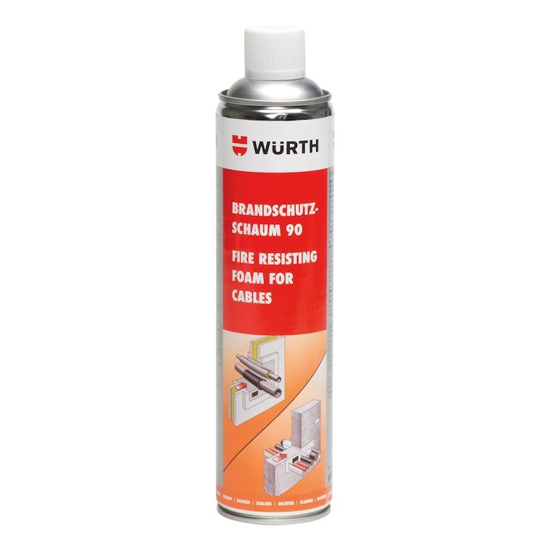Fire protection foam 90 - 2