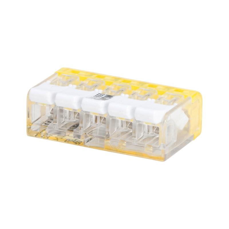 ELMO<SUP>®</SUP> Verbindungsklemme schraublos Kompakt Plus - 1