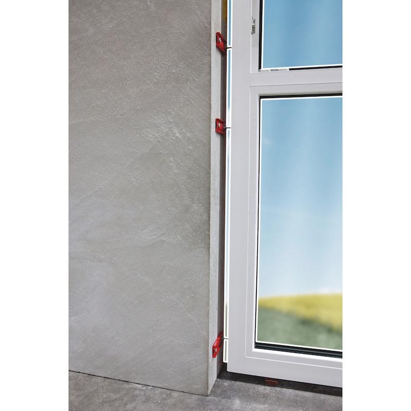 Fenstermontageschiene W-ABZ - 2