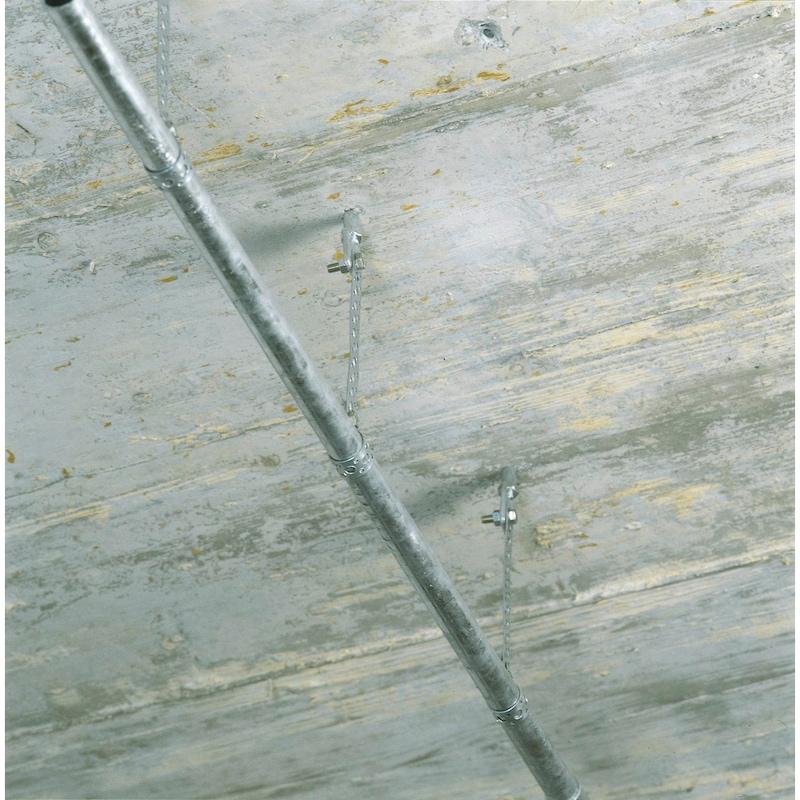 Montagelochband ohne Randlochung - 2