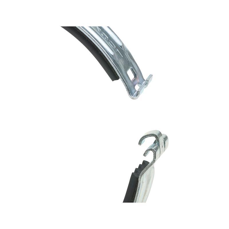 Ventilation pipe clamp Tipp<SUP>®</SUP> Aero — C2C - 4