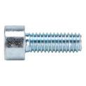 Thread rolling screw, cylinder head