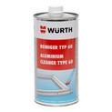 Cleaner for aluminium