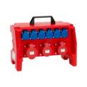 Kunststoff-Steckdosenverteiler WSDV - STROMVERT-KST-WSDV2 - 1