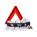 Combination first-aid bag