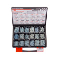 Screw, cylinder head assortment