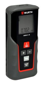 Misuratore di distanze a laser