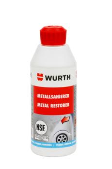 Metal abrasive paste