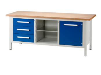 Cabinet workbench BASIC KWB 3