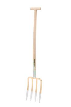 Spade fork
