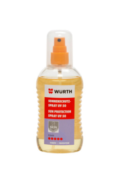 UV 50 sun protection spray