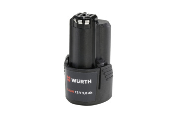 Accu voor Würth-machines Li-ion, 12 volt