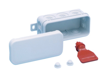 Boîte de jonction de câbles VDE Mini 25