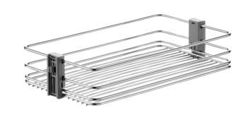 cestello per colonna straibile e estraibile girevole - 0684901380 - Cestelli Estraibili Per Cucine