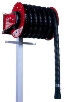 Arrotolatore per tubo aspirazione gas di scarico 0691815 for Tubo di scarico pex