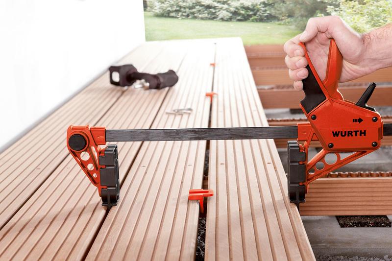 entretoise cale de distance pour terrasse. Black Bedroom Furniture Sets. Home Design Ideas