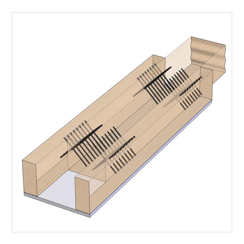 assy plus vg au en tx holzbauschraube 0165314850 w rth. Black Bedroom Furniture Sets. Home Design Ideas