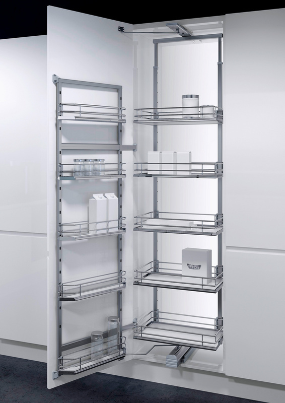 Küchen Hochschrank Auszug : Hochschrank auszug dusa w?rth