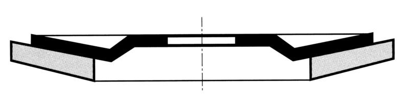 Disques à lamelles Red Line - DISQUE LAMELLES RED LINE Ø125 GR40