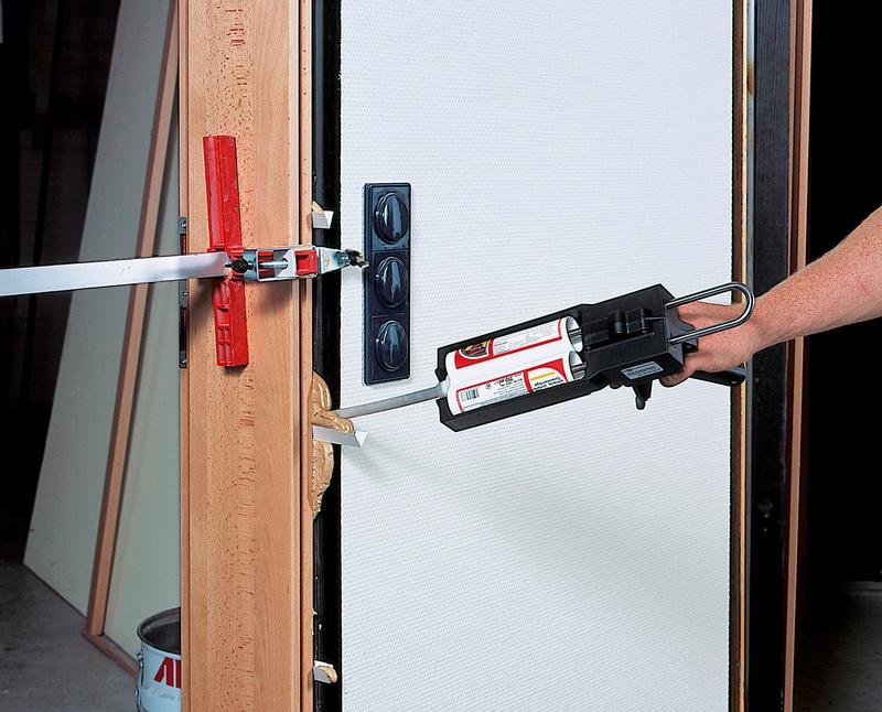 mousse pour cadre de porte 2 composants 0892146. Black Bedroom Furniture Sets. Home Design Ideas