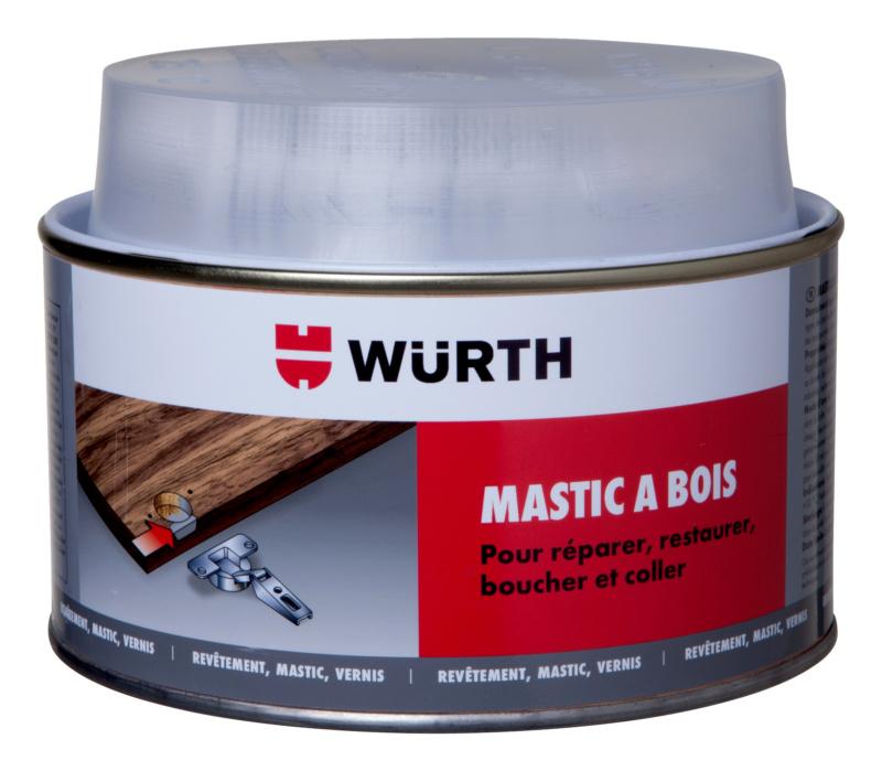 Mastic bois bi composants for Mastic bois exterieur