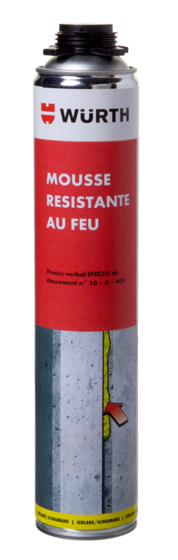 Mousse pu coupe feu monocomposant isolante - Mousse polyurethane coupe feu ...
