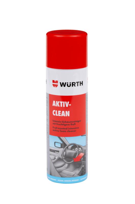 Чистящее средство для автомобиля Active Clean - СПРЕЙ-ОЧИСТИТЕЛЬ-АКТИВНЫЙ-500МЛ