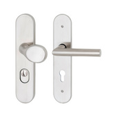 Security door fittings