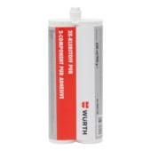 Adhesive for aluminium