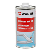 Cleaner for aluminium