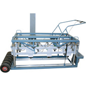 Automatic electric drilling machine
