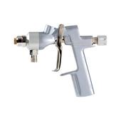Application gun, contact adhesive