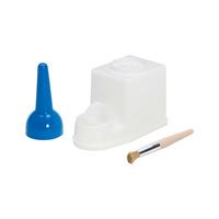 Economy glue container