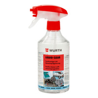 Textile cleaner Liquid Clear