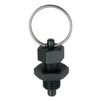 Rögzítőcsavar kulcsgyűrűvel