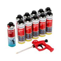 Gun foam, 1-part assortment/set