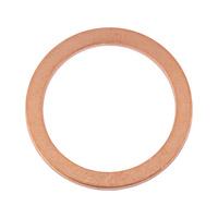 Tömítőgyűrű, vörösréz, A forma