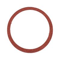 Уплотнительное кольцо, вулканизированная фибра, форма A