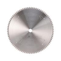 Kreissägeblatt Metall für Kappsäge