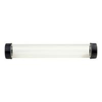 Application tube, transparent