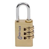Padlock  Combi-lock