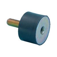Rubber/metal buffer Type B - C2C