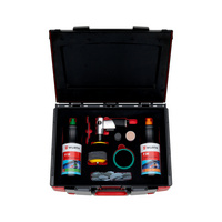 Paint finish assortment