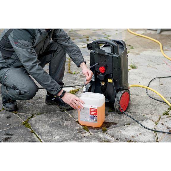 Nettoyeur haute pression eau froide HDR 160 compact EDITION - NHP EF HDR 160 COMPACT EDITION
