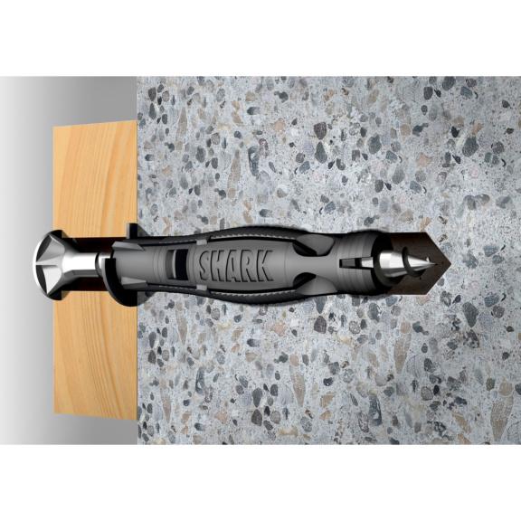 Kunststoff-Allzweckdübel SHARK<SUP>®</SUP> Pro - 2