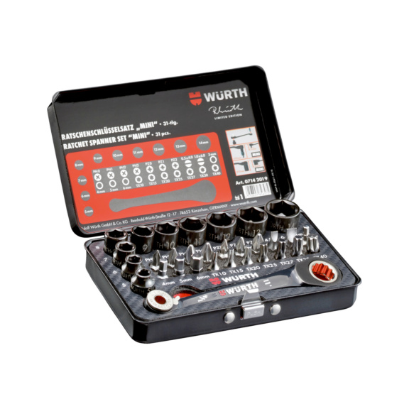 Coffret d'outils 31 pièces