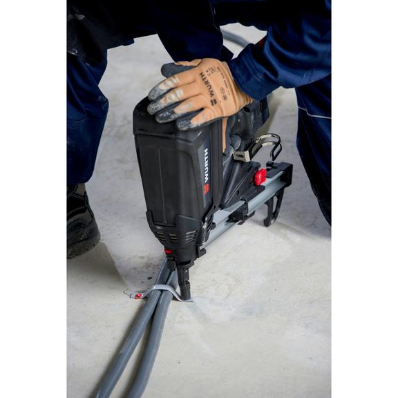 Nagyteljesítményű gázüzemű szegbeverő készülék DIGA<SUP>®</SUP> CS-2 POWER - 0