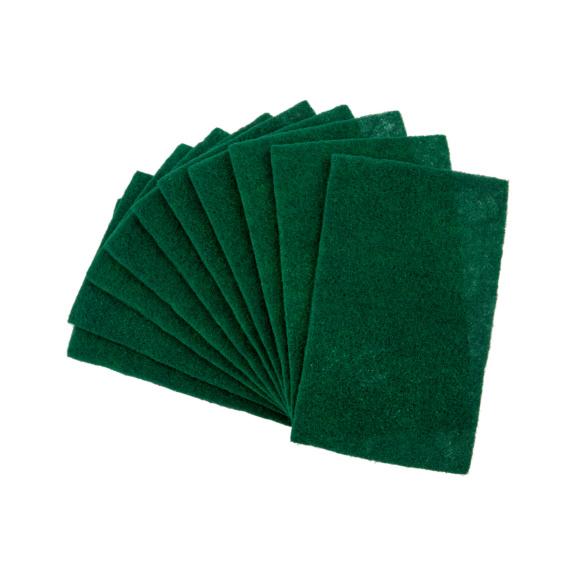 Tampon fibre verte
