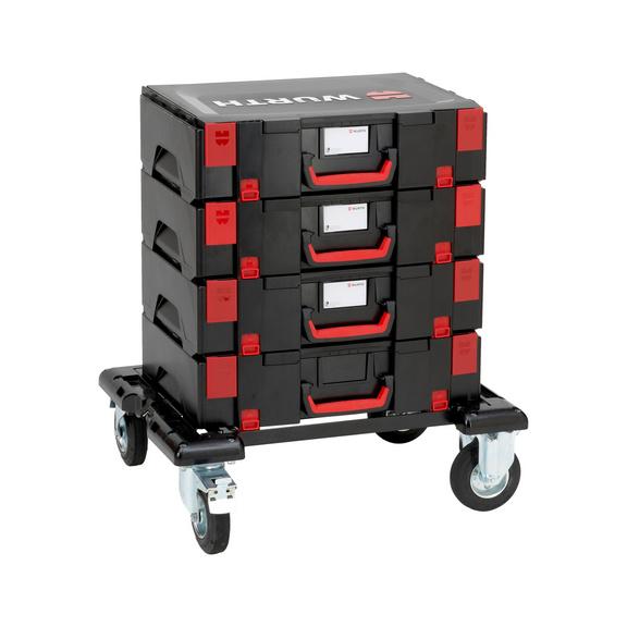 System-Fahrwagen - SYSFAHRWG-L615XB490XH185MM